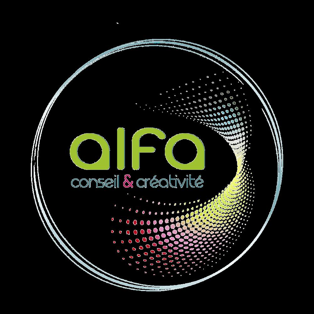 Alfa Conseil Créativité | Centre de développement personnel à Fréjus - Logo